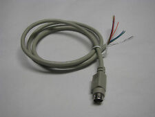 Yaesu FT 817 , FT-857, FT897 CAT/Linear/ACC  Cable 8 Pin Din Ham Radio Cable