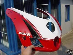 Aufkleber für Ducati 999 FRONT KANZEL Design      04-70