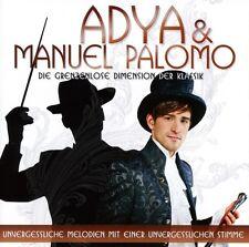 ADYA - ADYA & MANUEL PALOMO  CD NEU