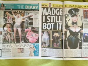 MADGE <>  MADONNA  -  >>  clippings 2021