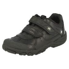 28 Scarpe sneakers nera per bambini dai 2 ai 16 anni