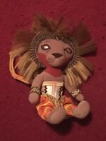 Disney The Lion King Broadway NYC Musical Simba Plush Doll Toy Stuffed Animal