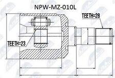 JOINT SET INTERIOR MAZDA 626 GE 1.8,2.0,2.0TD 1991 LEFT NEW