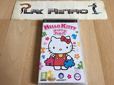 Psp hello kitty puzzle party (sealed) complete pal españa