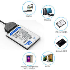 "SATAIII High Speed Connects USB3.0 to External2.5"" SATA 6Gbps Hard Drive Adapter"