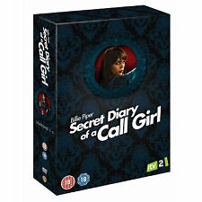 Secret Diary Of A Call Girl - ITV2 Complete Series 1, 2 & 3  Box Set DVD New