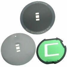 Rückseite Glasabdeckung +Klebstoff für Samsung Gear S3 Classic SM-R770 & SM-R775