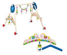 Baby-Fit-Spieltrainer PFERD Greiftrainer Baby-Fitnessgerät 3 in 1 Lauflernwagen