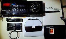 EVGA GeForce GTX 285 DirectX 10 01G-P3-1281-AR 1GB 512-Bit GDDR3 PCI Express 2.0