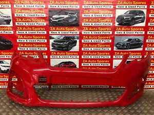 Peugeot 108 2014 2015 2016 2017 2018 Genuine Front Bumper Red PN:52119OH150
