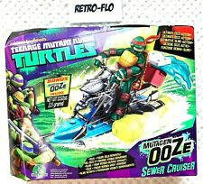 Teenage Mutant Ninja Turtles Sewer Cruiser - Playmates Nickelodeon NEUF