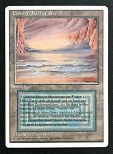 MTG Magic: UNTERIRDISCHER SEE / UNDERGROUND SEA deutsch Doppelland / Dual Land