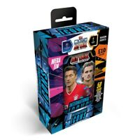 2020/21 Topps UEFA Champions League Match Attax Hanging Box Presale Ships Sept.