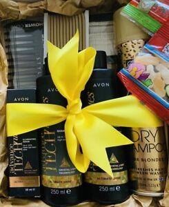 Beauty Gift Set Luxury Gift Box Women Pamper Hamper, Yellow Gift Selection