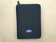 Ford Zip Up WALLET Owners Manual Handbook Folder Ka Fiesta Focus Mondeo C-Max