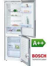 Bosch Kühlschrank Mit Gefrierfach Freistehend 186cm Edelstahl Kühl Gefrier  Kombi