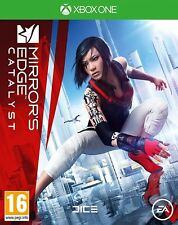 Mirrors Edge Catalyst For XBOX One (New & Sealed)