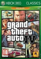Xbox 360 GTA 4 Grand Theft Auto IV - Classics Excellent - 1st Class Delivery