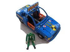 Tyco Incredible Crash Dummies Student Driver Car With Axel