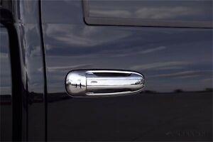 Putco 402104 Door Handle Cover Fits 02-09 Ram 1500 Ram 2500 Ram 3500