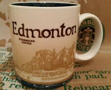 Starbucks Coffee Mug/Tasse/Becher EDMONTON, Global Icon Serie, NEU&unbenutzt!!!