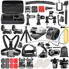 Neewer 53-in-1 Kit di Accessori per Sport per GoPro Session Hero1 2 3 3+ 4 ecc.