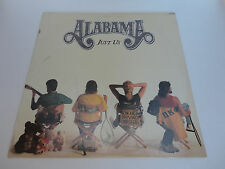 ALABAMA Just Us 1987 {RCA} Mint D New Shrink-Wrapped