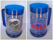 Buffalo Bills NFL CASCO LOGO Congelatore bere tazza TANKARD