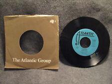 "45 RPM 7"" Record Debbie Gibson Foolish Beat 1987 Atlantic Records Promo 7-89109"