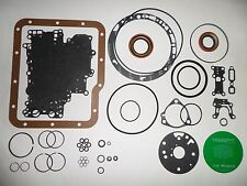 Aluminum Powerglide Rebuild/ Overhaul/ Gasket Kit with Rings & Seals-NO CLUTCHES