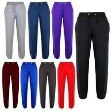 Pantalons roses en polyester pour garçon de 2 à 16 ans