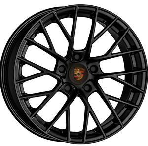 Porsche 992 WInterradsatz 20/21 Zoll schwarz Goodyear N0 RDK NEU