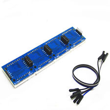 1PC MAX7219 dot matrix module microcontroller module display for Arduino