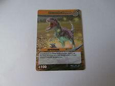 Carte Dinosaur King Seconde Frappe Edition de Base !!!