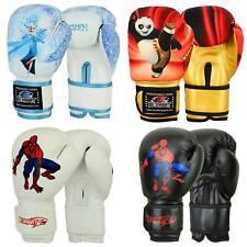 Girls Kids Boxing Gloves Junior Children Training Punching Gloves Bag MMA Kick