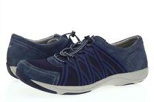 Unisex DANSKO 166056 Blue Suede / Fabric Walking Shoes size 42