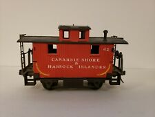 O Scale Custom Caboose