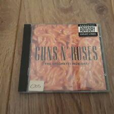 GUNS N' ROSES * THE SPAGHETTI INCIDENT? * CD ALBUM 1993