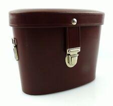 braune Leder Fernglastasche Köcher für Carl Zeiss 6x30 und 8x30 NEU