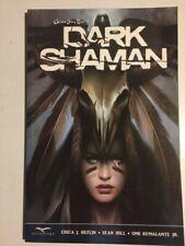 "Grimm Fairy Tales~ ""Dark Shaman""~ TPB~2015,1st Edition! Zenescope~NM!"