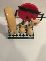 VINTAGE FIGURAL CHARACTER telephone 1990 SPOT 7UP SODA advertising FREE Shipping