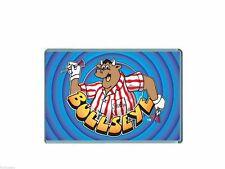 RETRO TV NOSTALGIA BULLSEYE - A BIT OF BULLY JUMBO COLOUR Fridge Magnet