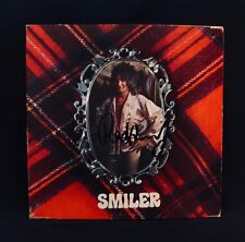 ROD STEWART-Autographed SMILER Album-FACES