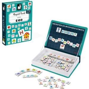 Janod Magnetic Alphabet Book in a Box
