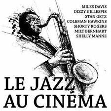 CD Le Jazz au Cinema - Miles Davis, Stan Getz...