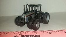 1/64 ertl custom agco white workhorse 170 tractor fwa duals oliver farm toy