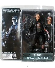 Terminator 2-t-800 final battle figura de acción nuevo neca