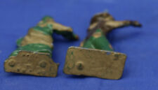 With 2-5 Pieces 1:32 Vintage Toy Soldiers
