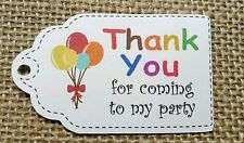20x  Thank You Party Gift Favour Tags