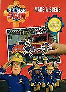 Bob the Builder Fireman Sam Make A Scene Creative Reusuable Stickers